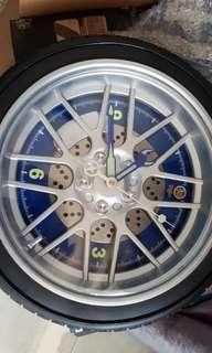 Tiger clocks