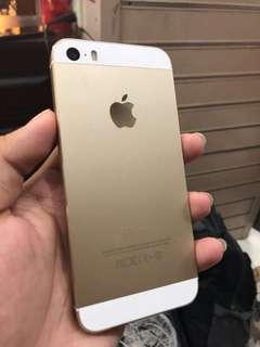 Rush Iphone5s 16gb Factory Unlock