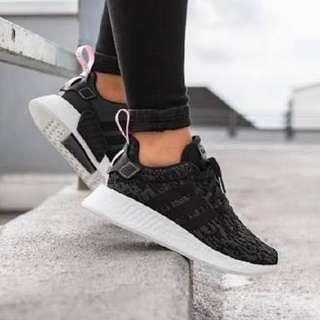 Adidas NMD R2 BLACK/PINK