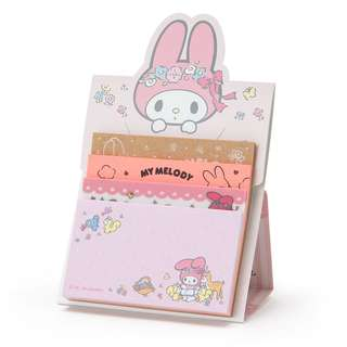 Japan Sanrio My Melody 4 types of Sticky Notes