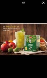 🚚 青汁19g*9包高纖維攝取 外族食必備