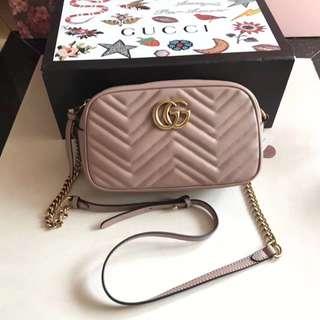 Gucci 19cm ($260)  24cm ($275)