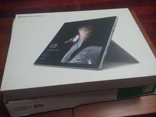 微軟New surface pro 12.3吋筆電(第七代i5/8g256g ssd) FJX-00011