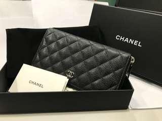 Chanel 銀包 送禮自用