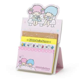 Japan Sanrio Little Twin Stars 4 types of Sticky Notes