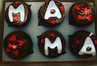 MOTHERS DAY CUPCAKE 6PCS