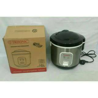 Rice Cooker Magic Com Trisonic Membuat Nasi Di Rumah Praktis