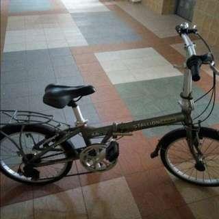 Foldable Bike,  Bicycle