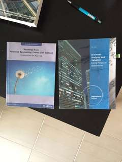 AC3103 Business Analysis and Valuation textbooks
