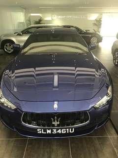 Maserati Ghibli Diesel 3.0