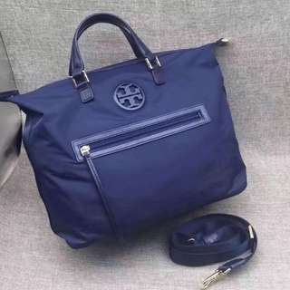 Original Tory Burch Nylon Shopping Totes