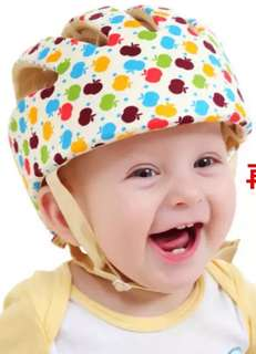 Baby helmet, protective hat, head cushion