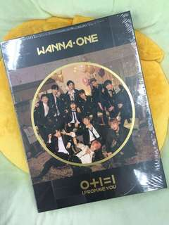Wanna one Golden Age night ver