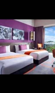 RWS Hard Rock Hotel 3D2N staycation