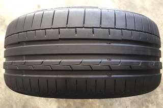 235/35/19 Continental SportContact 6 Tyres On Offer Sale