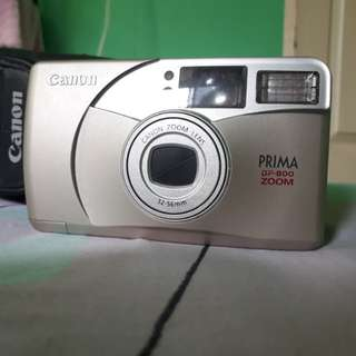 Antique canon prixma film camera
