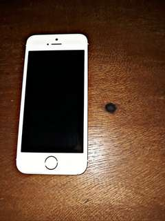 Iphone 5s 32gb fu defective