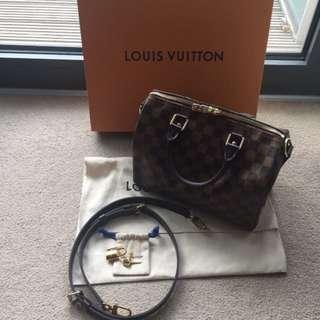 Louis Vuitton speedy bandouliere de 25 bag