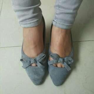 Flatshoes Pita Bludru