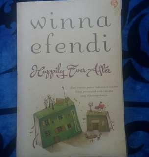 Novel Wina Efendi