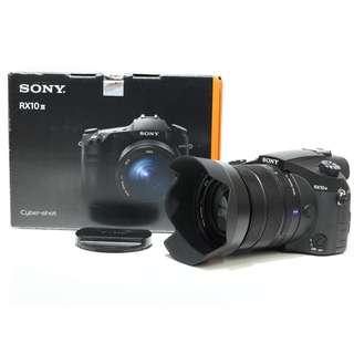 Sony RX10 Mark III (Sony Malaysia Warranty until June 2019)