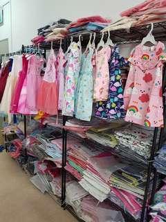 Wholesale kid clothing