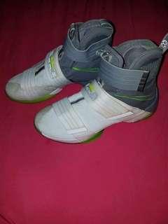 Nike Lebron  Soldier 10 dunk man