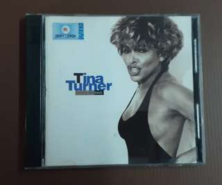 CD Tina Turner - Simply The Best ( M'sia Press )