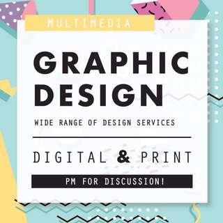 Freelance Graphic Design
