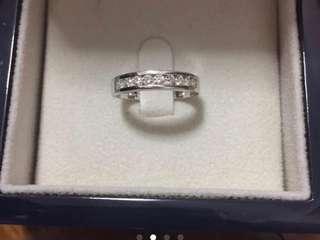 Diamond Ring with Cert