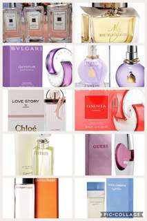 US Tester Perfumes - perfect gift for your mother! 💖 free shipping for this month for Metro Manila clients! 😊