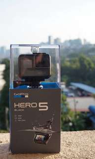 [Rental] GoPro Hero 5