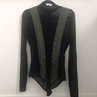 I.AM.GIA Ironbar bodysuit