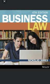 Rmit Commercial Law, law2446 (original)