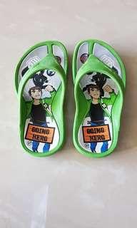 Preloved Ben10 Slippers