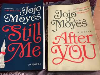 Jojo Moyes still Me & After You