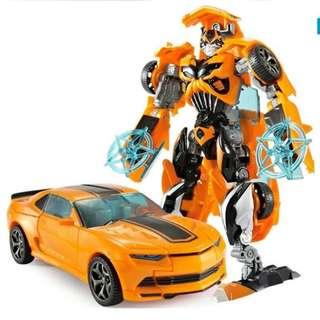 Bumblebee transformer mainan robot transformers action figure