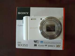 Canon DSC-WX350