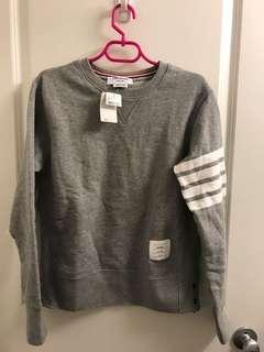 NWT Thom Browne sweatshirt size0