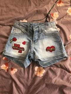JusTees Maong Shorts