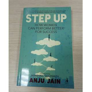 Step Up : How Women Can Perform Better for Success - 9780143426721