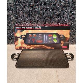 Alat Panggang Multi Grill Pan Jumbo Asli Harga Murah dan Bekualitas