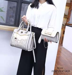 Furla 2 IN 1 Handbags