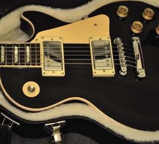 Gibson Les Paul Standard Ebony Color