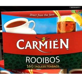 COSTCO 好市多 代購 CARMIEN ROOIBOS TEA 南非博士茶 160包