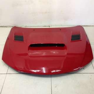 Subaru Impreza GH3 Carbon Fibre Bonnet (AS2637)