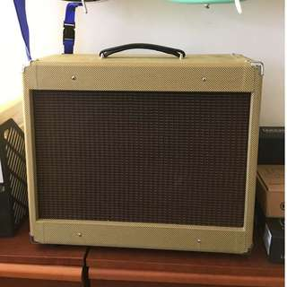 "12"" Warehouse Guitar Speaker + Tweed Cabinet"