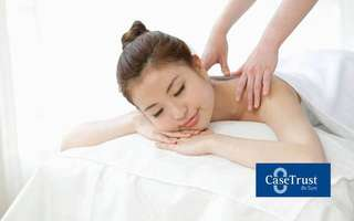 1-Hour Full Body Massage for 2 People (1 Session)