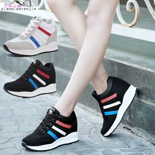 PO Invisible Heels Wedges Sneakers Sports Shoes