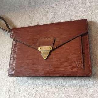 Louis Vuitton Epi Leather
